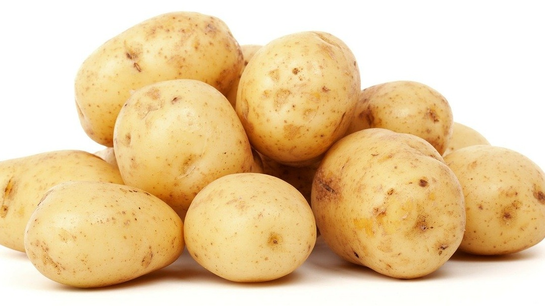 Potatoes carbohydrates