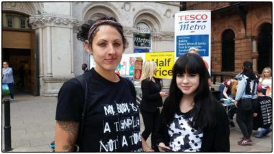VIVA!'S NATIONWIDE DAY OF ACTION – OUR MOST SUCCESSFUL YET!