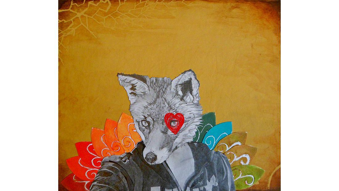 Hannah Williams foxposter
