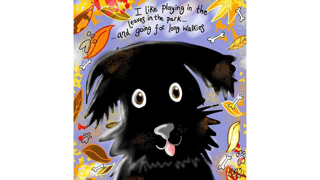 Holly Bushnell dog