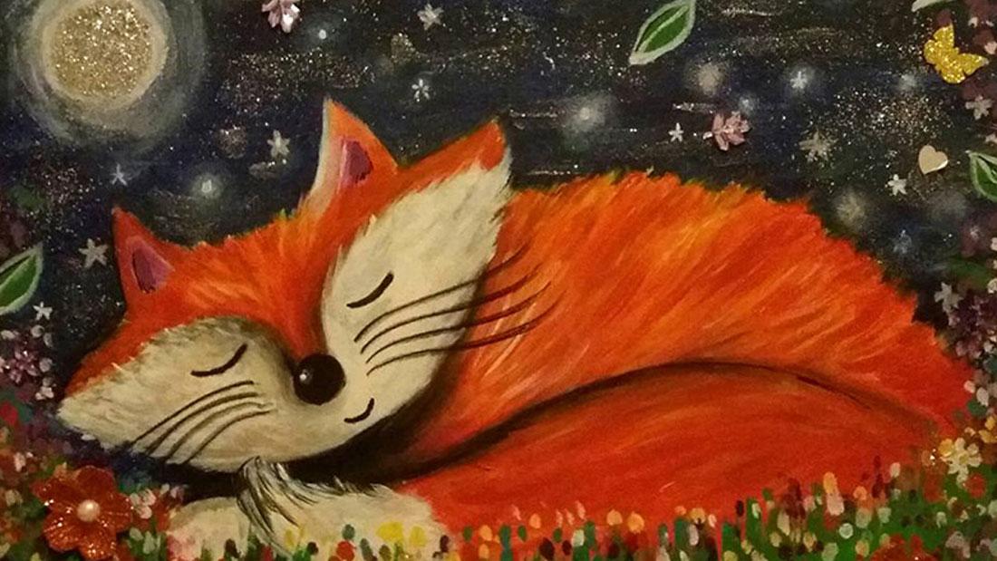 Holly Bushnell fox main