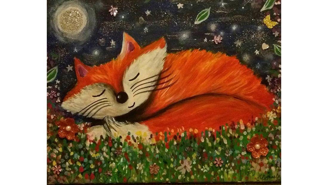 Holly Bushnell fox