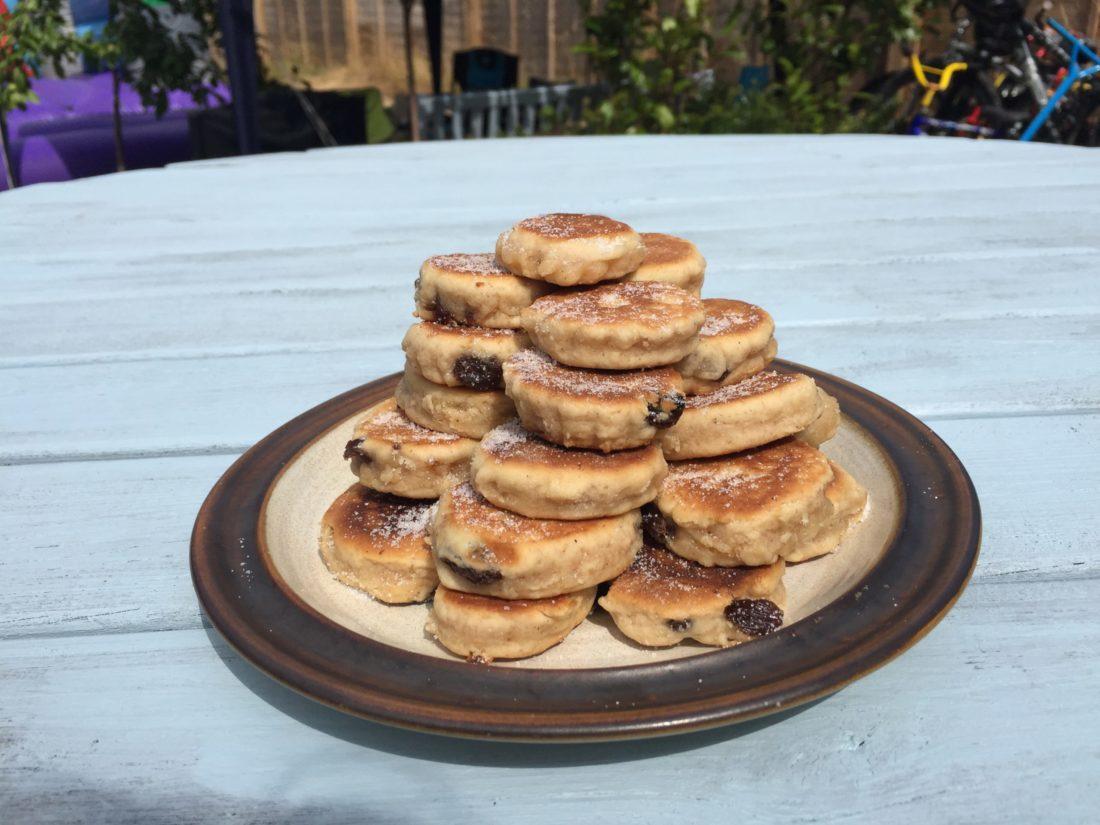 Vegan Welsh Cakes approved by Grandma