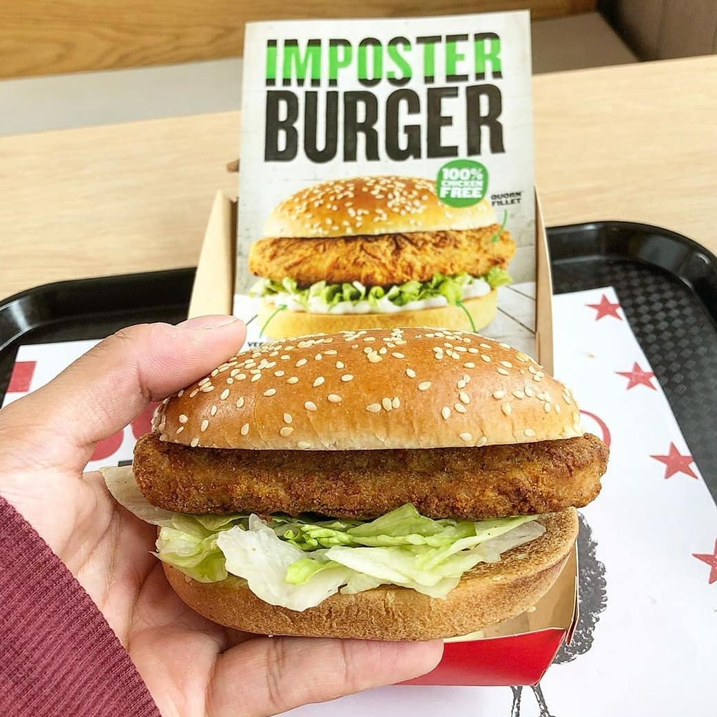 Is the KFC 'Imposter Burger' Really Vegan-Friendly?