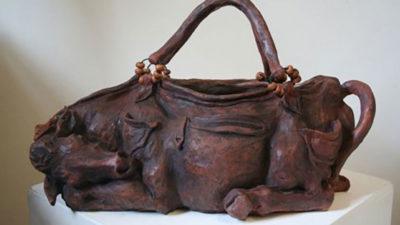 Lisa Delarny Cow Couture Handbag main