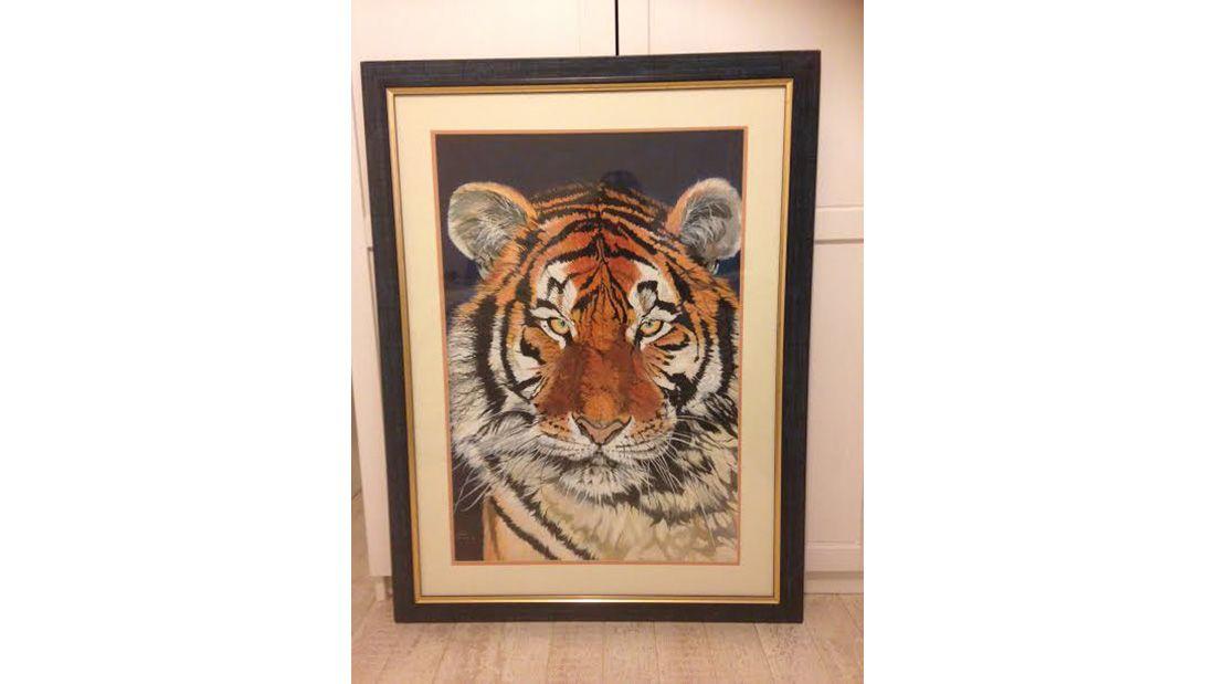 Loretta Reid Quarrell Bengal Tiger