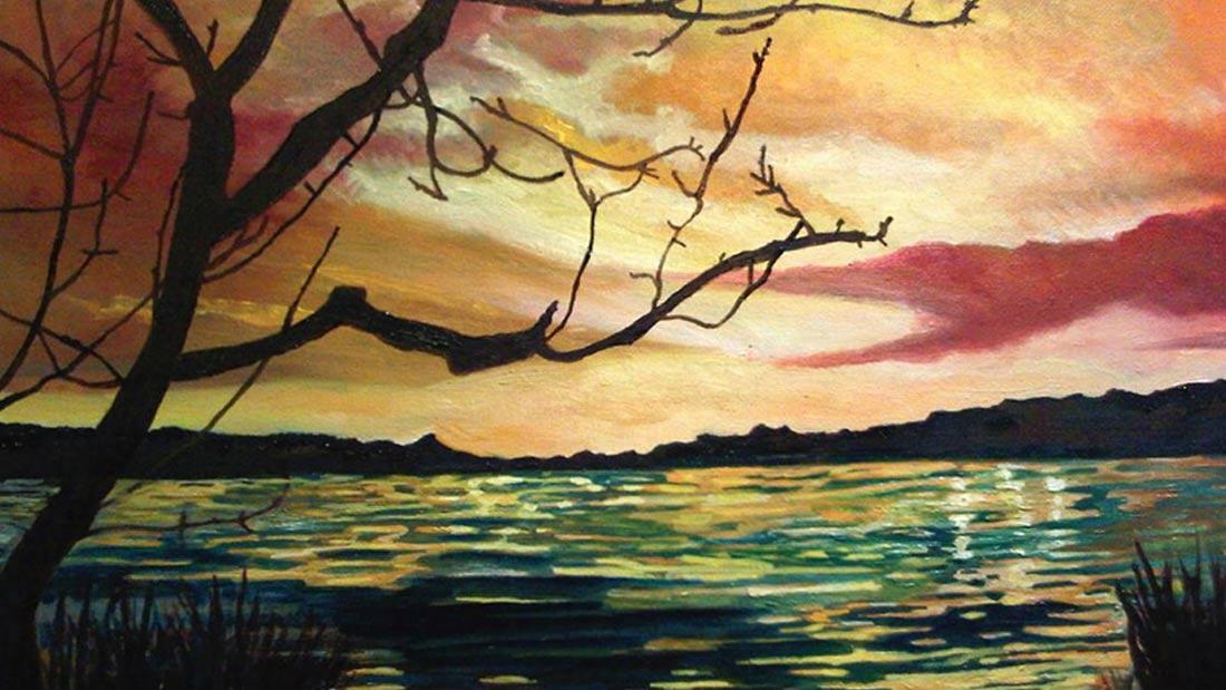 Loretta Reid Quarrell sunset main