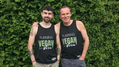 Running 'Til The Cows Come Home: One Planet Pizza Take on Liverpool Marathon