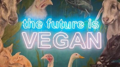 We Can Save Precious Species By Going Vegan