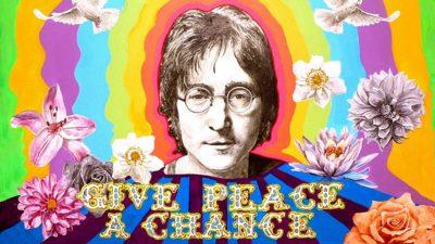 Stuart Hampton John Lennon