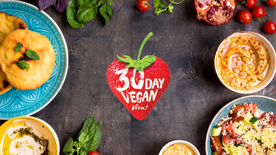 Viva! 30 day Vegan