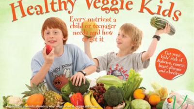 Healthy Veggie Kids guide