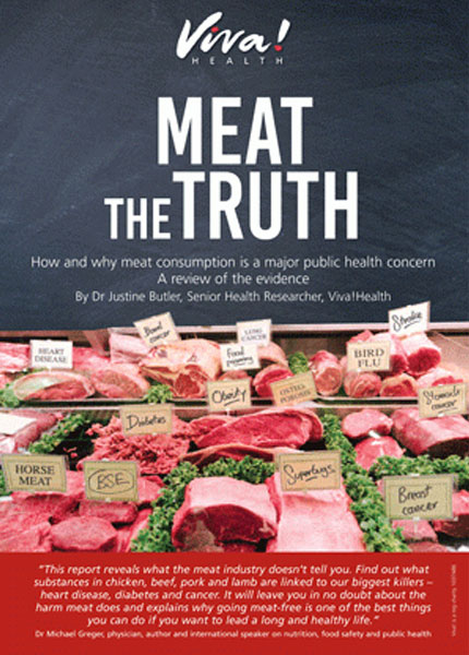 Meat the truth report