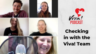 Viva!'s May podcast