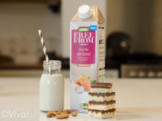 ASDA almond milk