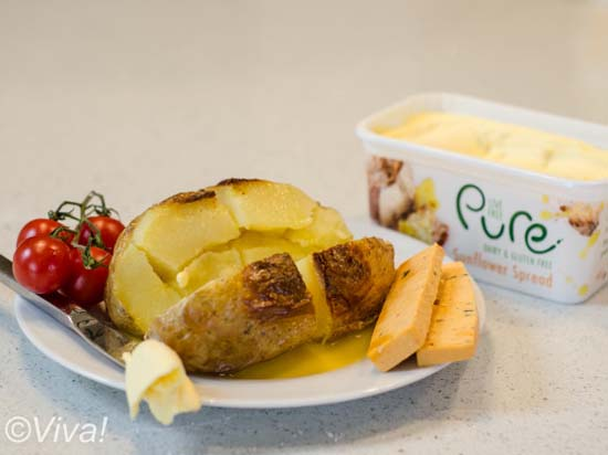 Pure Dairy-Free Spreads