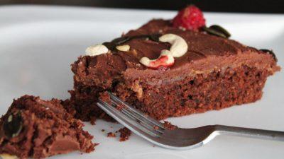 Chocolate Vegan Cake