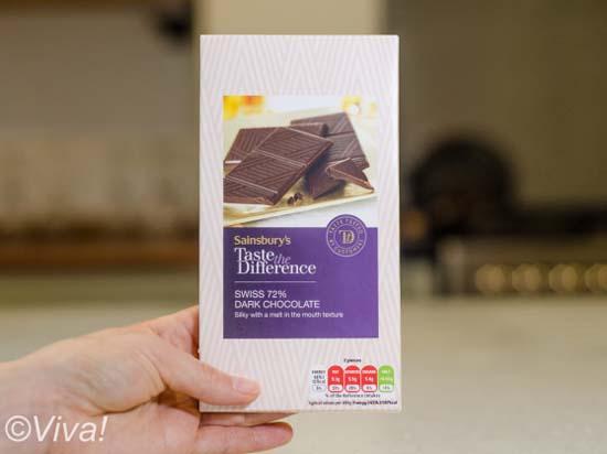 Sainsbury's chocolates