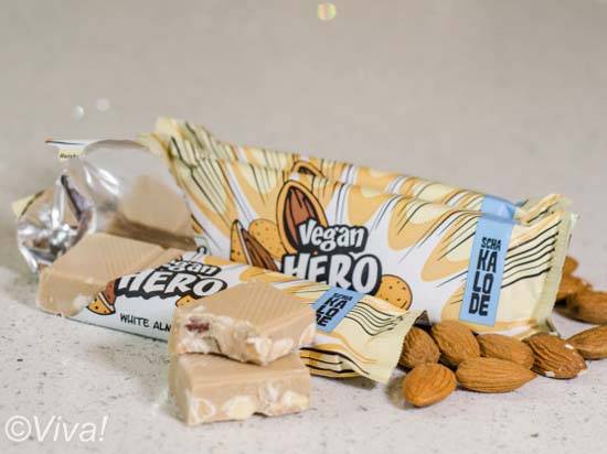 Vegan Hero Bars