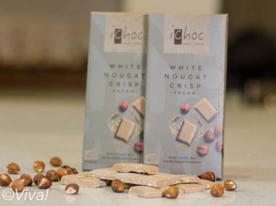 iChoc vegan chocolate