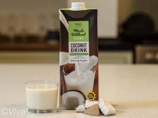 M&S coconut milk