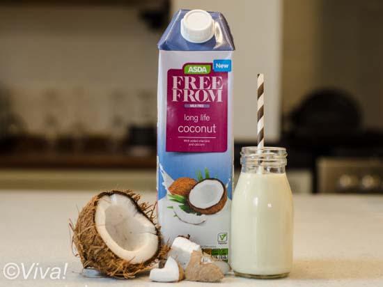 ASDA coconut milk