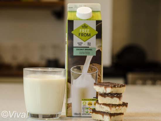 Morrison's coconut milk