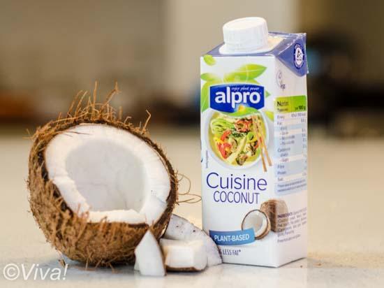 Alpro Cuisine Coconut