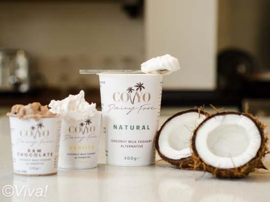 Coyo yogurts