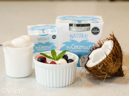 The Coconut Collaborative yogurts