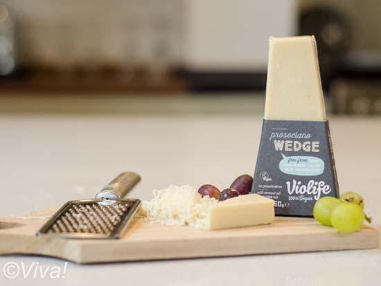 Violife Vegan Prosociano Wedge