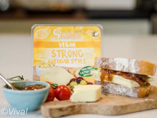 Sheese Strong Cheddar Style