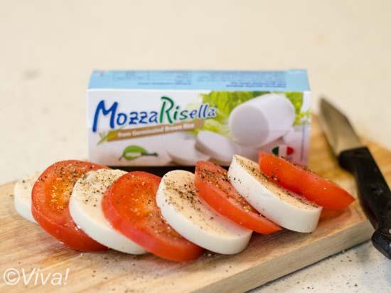 Love Vegan MozzaRisella
