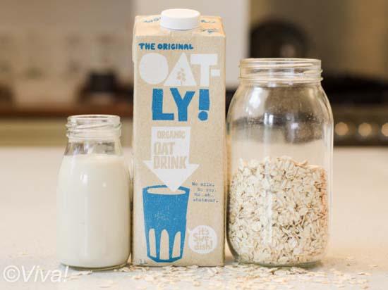 Oatly Oat Milk