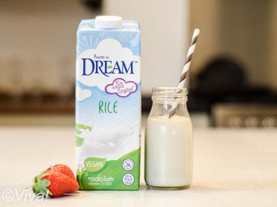 Dream rice milk