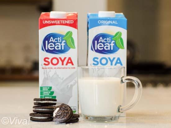 Aldi soya milk