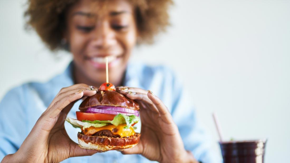 Vegan eating