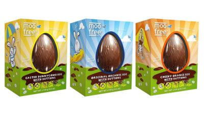 Top 5 Vegan Easter Eggs in Supermarkets