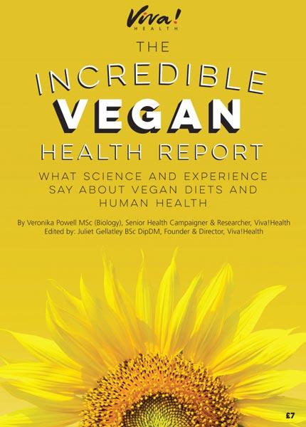 The Incredible Vegan Health Report