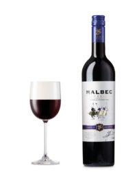 Argentinian Malbec Bottle