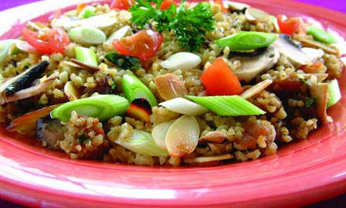 Quinoa Superbowl Salad