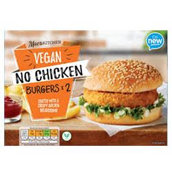 aldi breaded chicken burgers