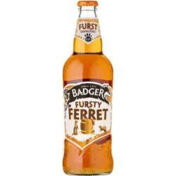 badger fursty ferret bottle
