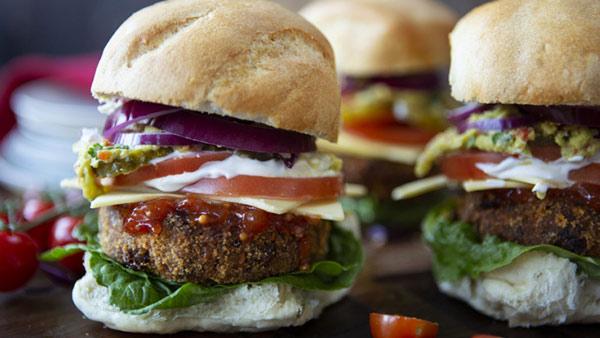 vegan recipe club vegan bean burgers