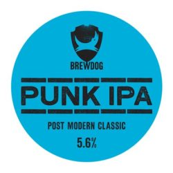 punk ipa logo