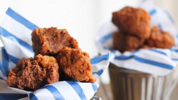 vegan recipe club chicken poppers