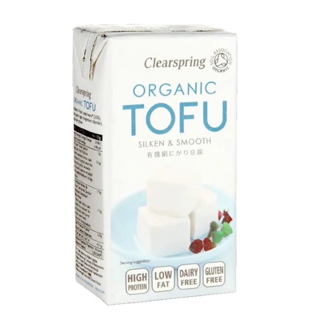 Clearspring organic silken tofu