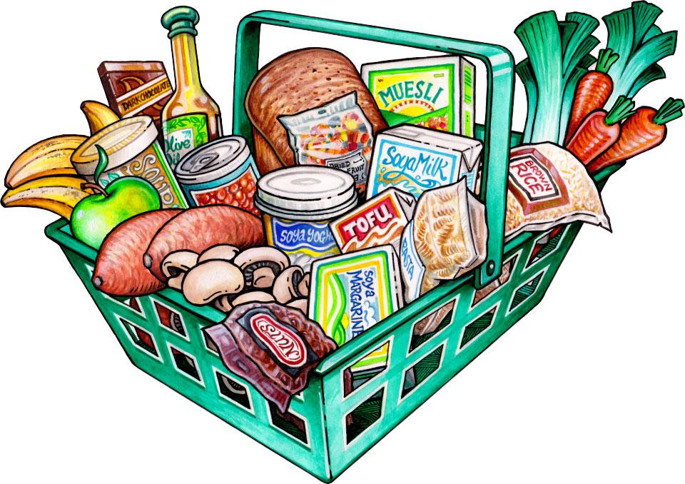 Good shopping basket