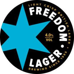 freedom lager logo