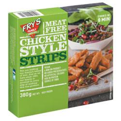 frys vegan chicken strips